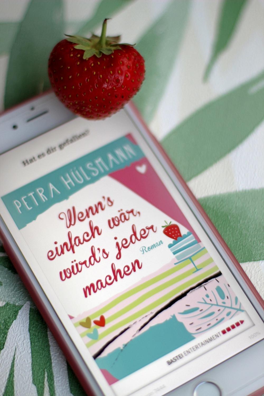 """""""Wenn's einfach wär, würd's jeder machen"""" von Petra Hülsmann"""