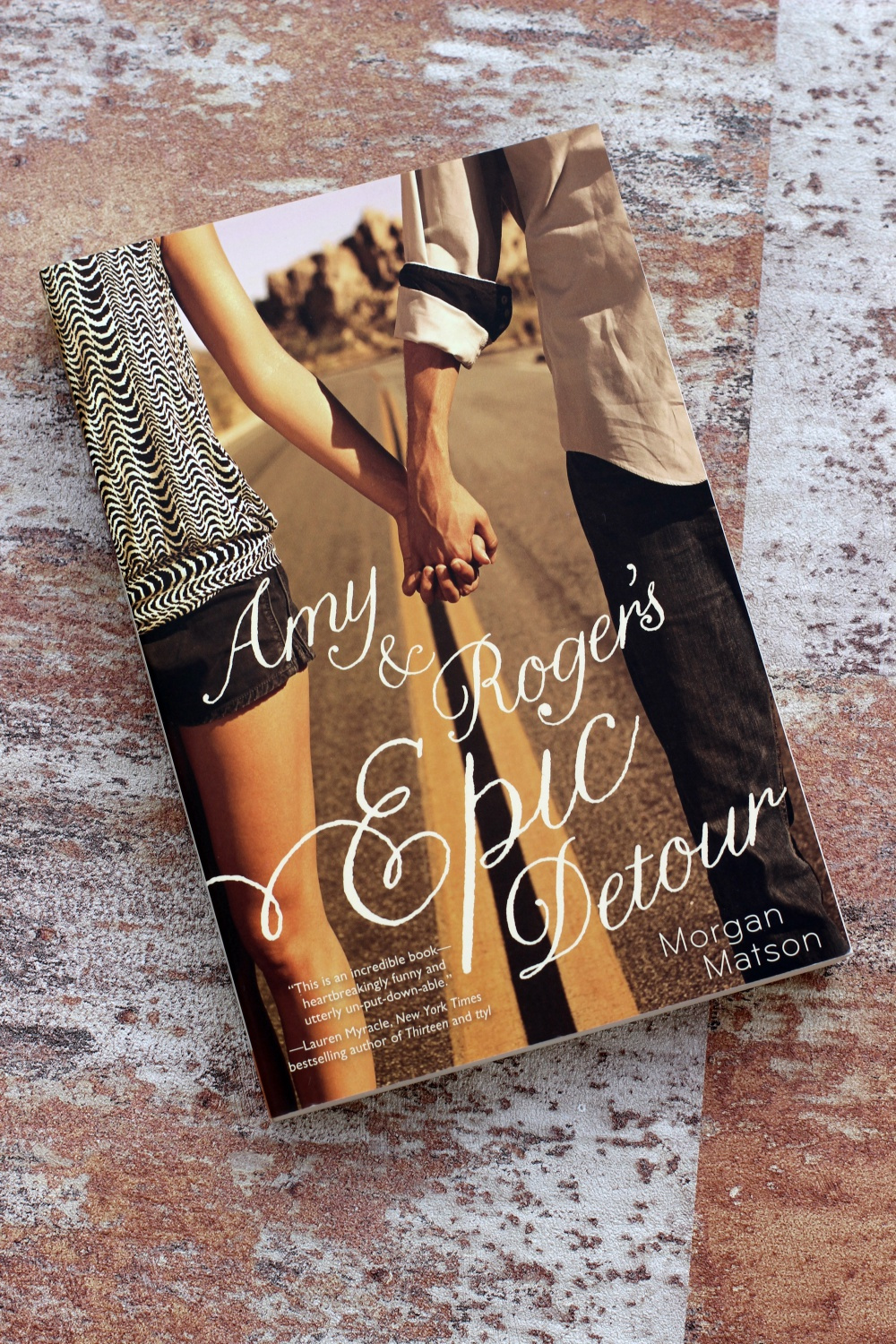 Amy & Roger's Epic Detour Morgan Matson
