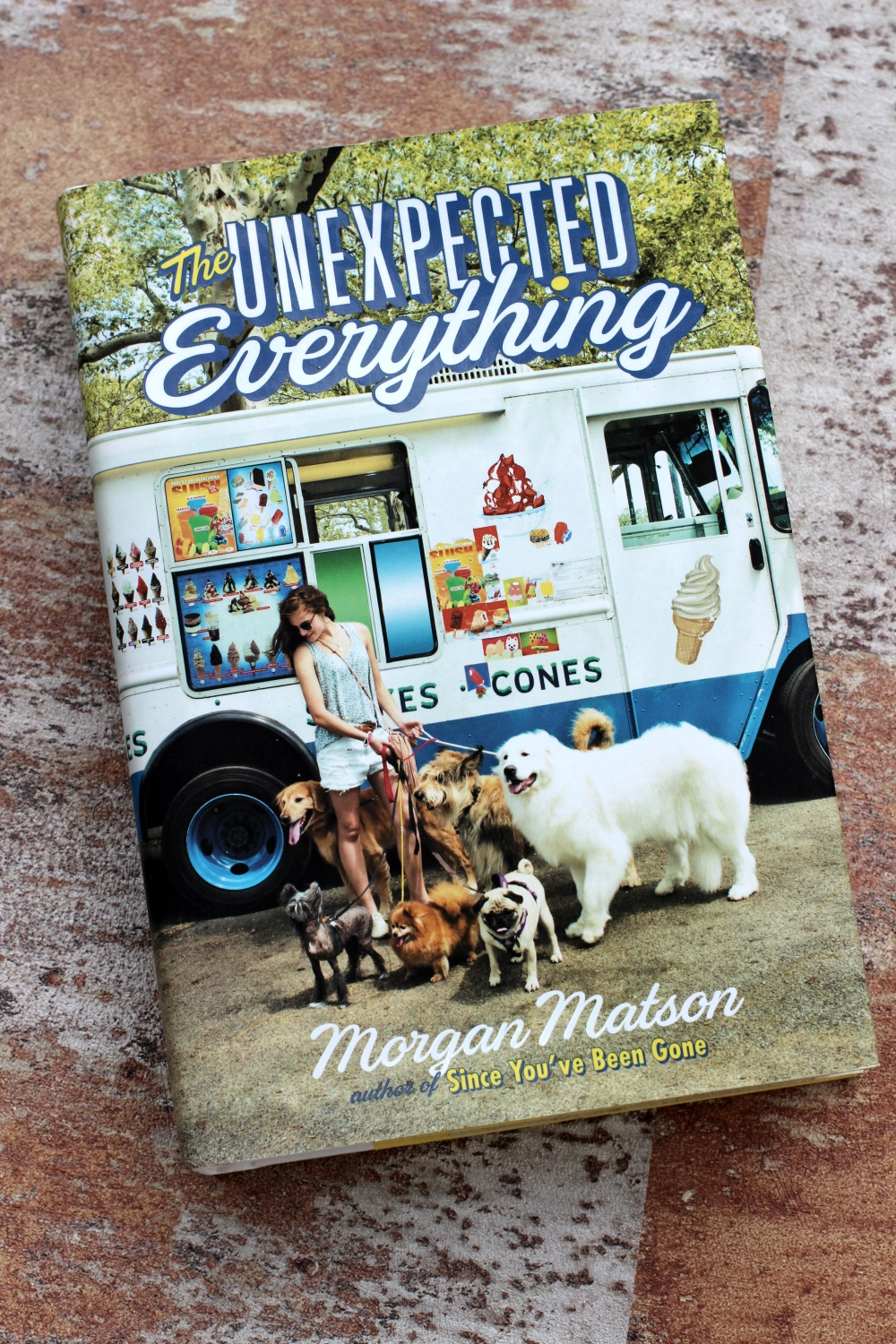 The Unexpected Everything Morgan Matson
