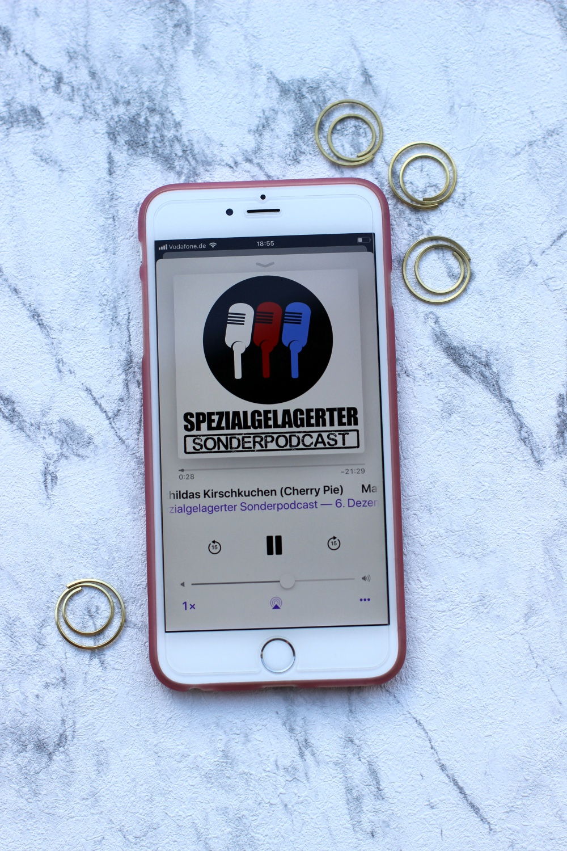 Der spezialgelagerte Sonderpodcast