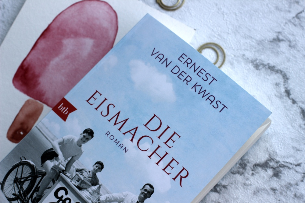 Rezension Die Eismacher von Ernest van der Kwast