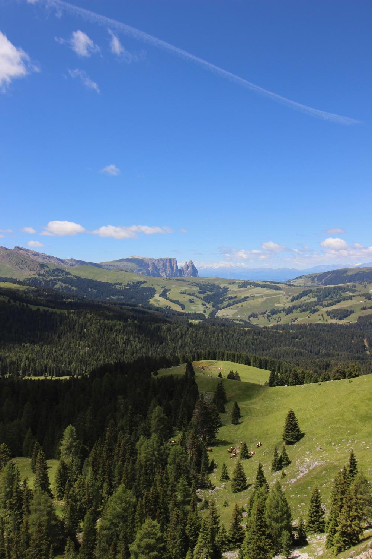Schlern Seiser Alm Südtirol