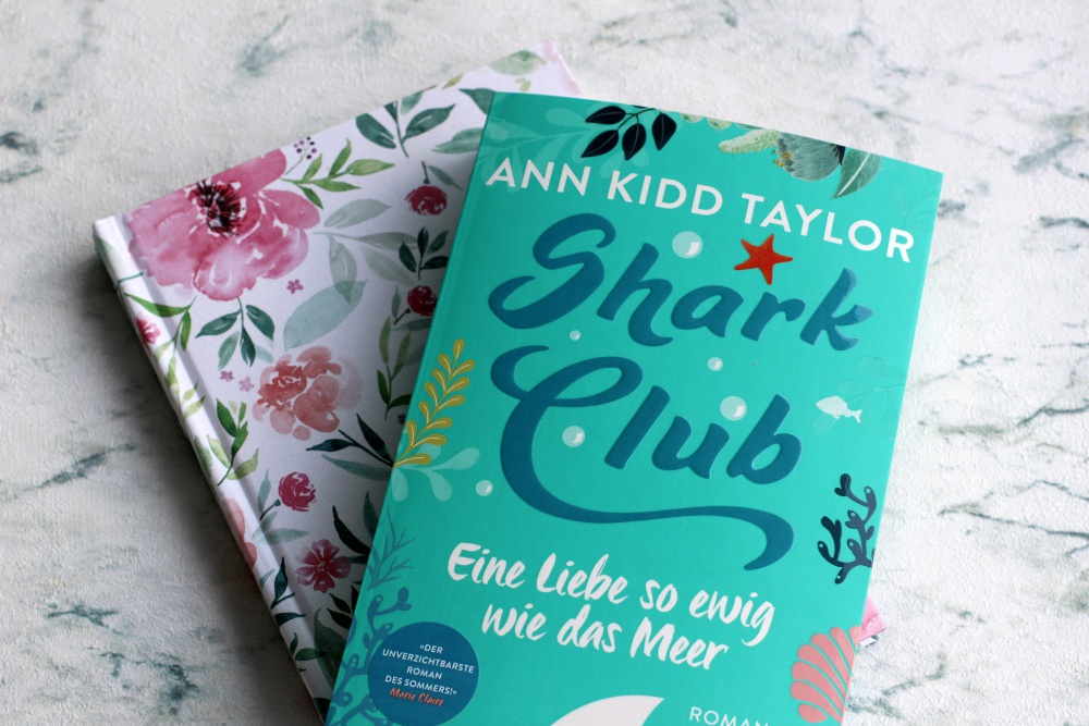 Rezension zu Shark Club von Ann Kidd Taylor