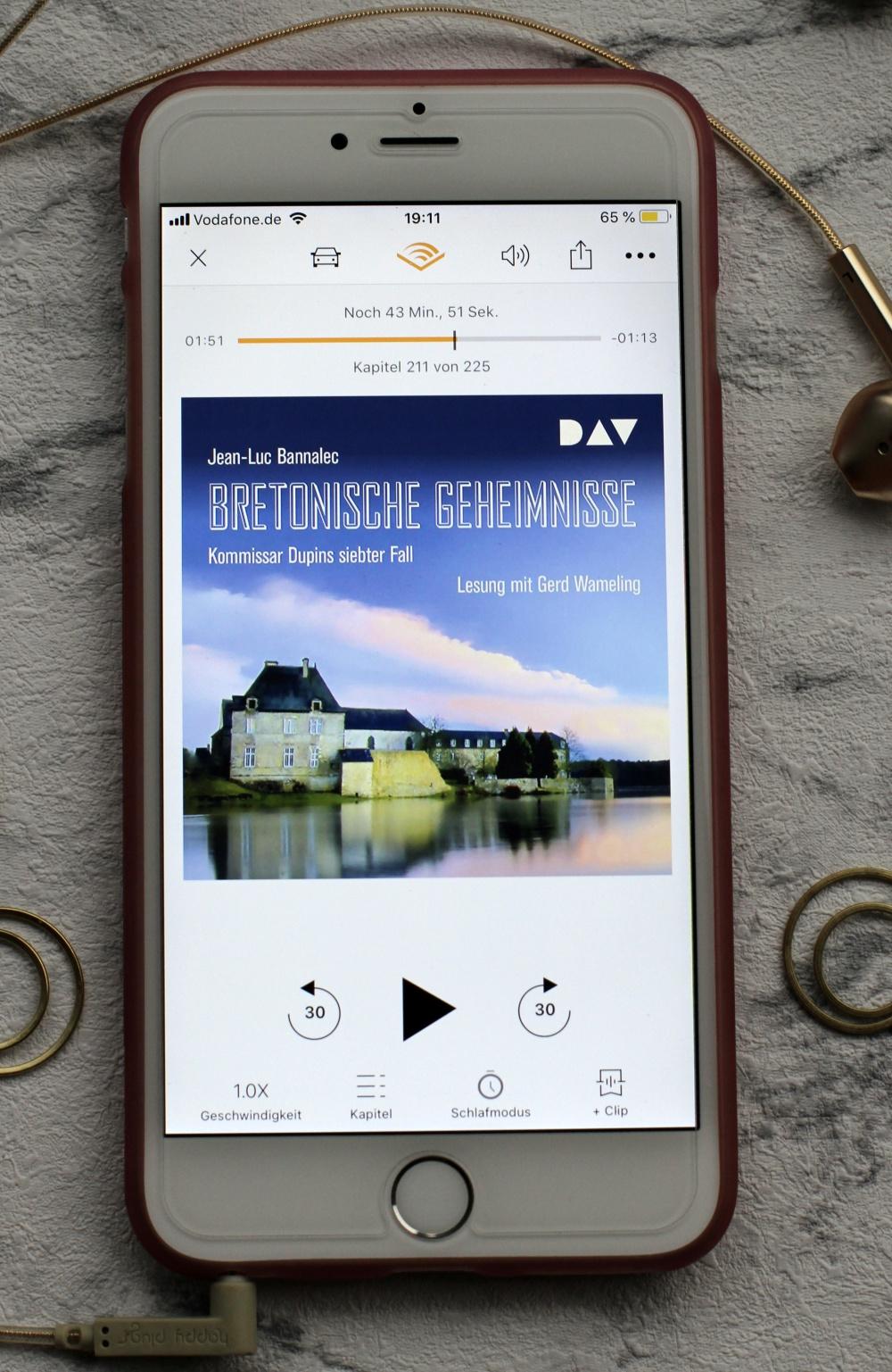 Bretonische Geheimnisse von Jean Luc Bannalec