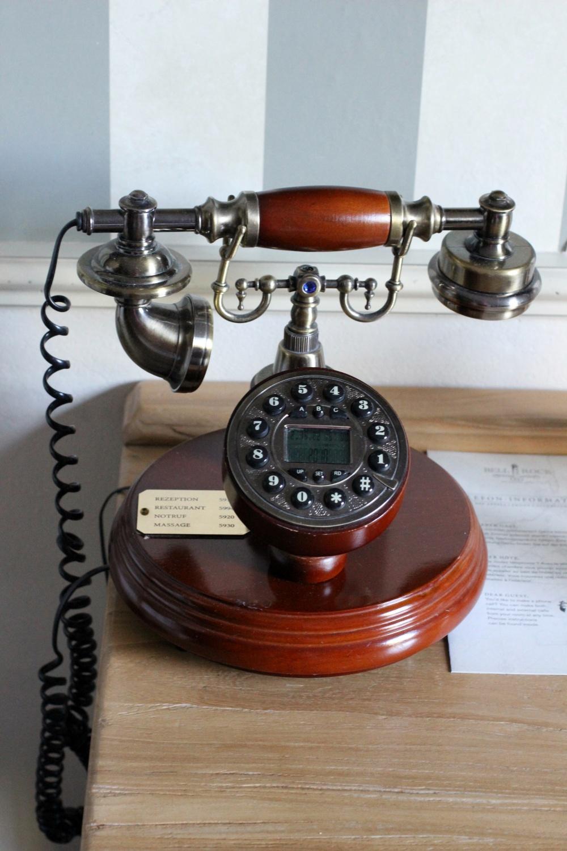 Europa-Park Bell Rock Telefon