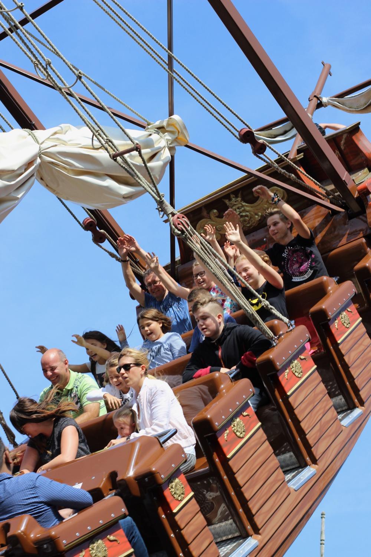Europa-Park Wikingerschiff Vindjammer