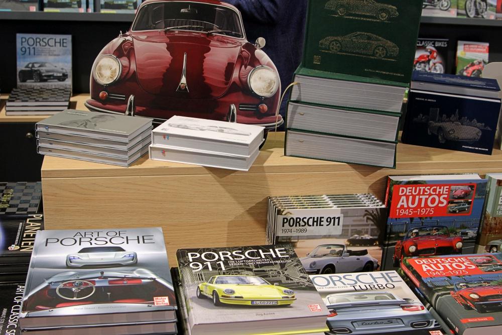Frankfurter Buchmesse 2018 Porsche