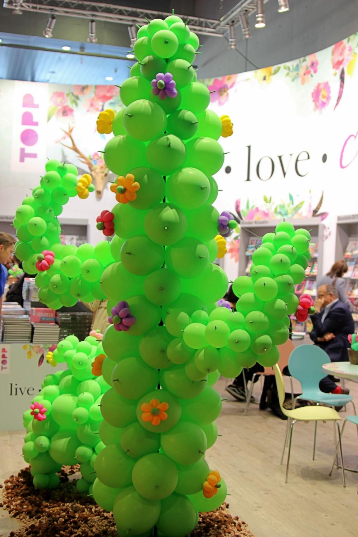 Frankfurter Buchmesse 2018 Kaktus