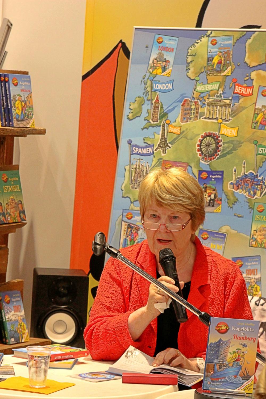Frankfurter Buchmesse 2018 Ursel Scheffler