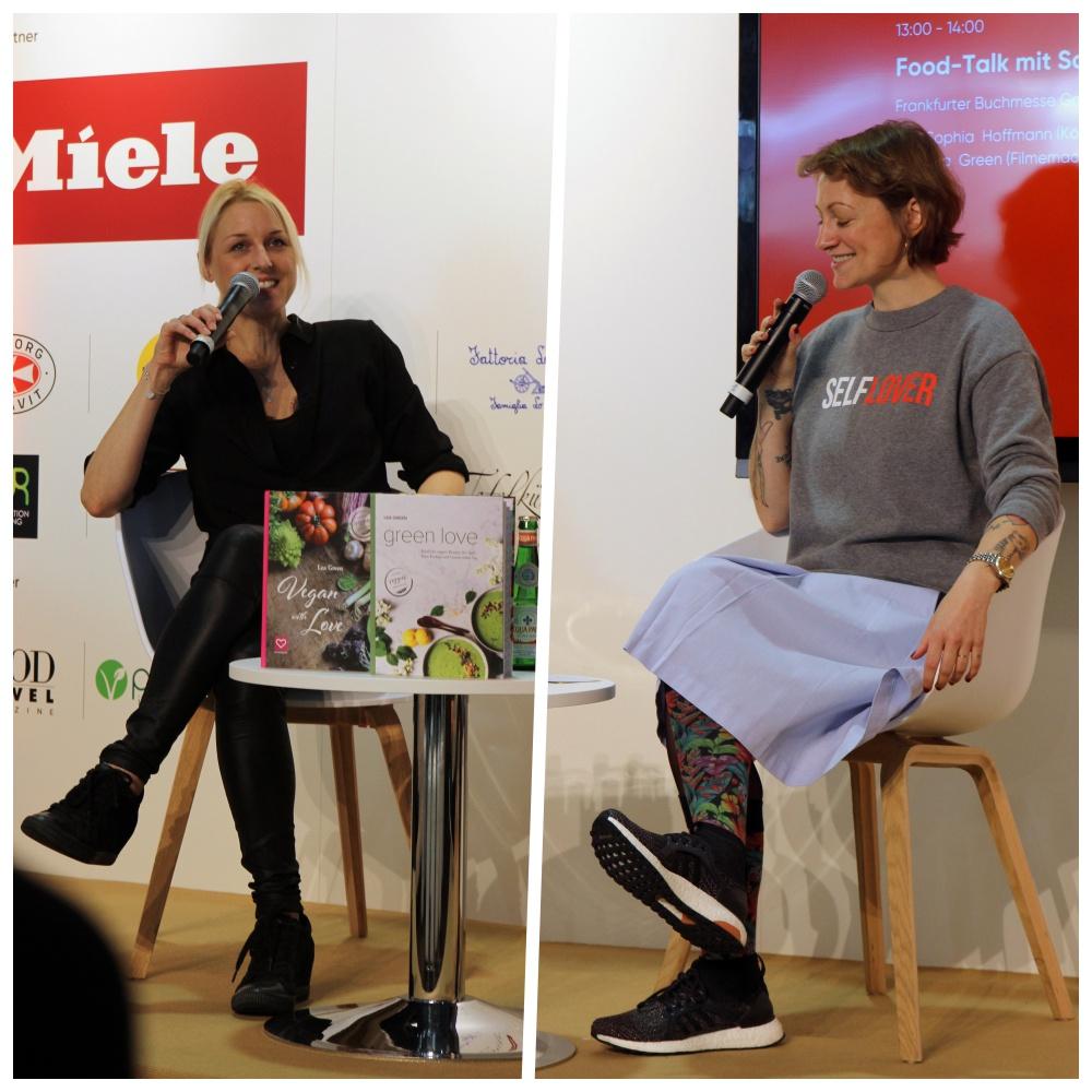 Frankfurter Buchmesse 2018 Veggies