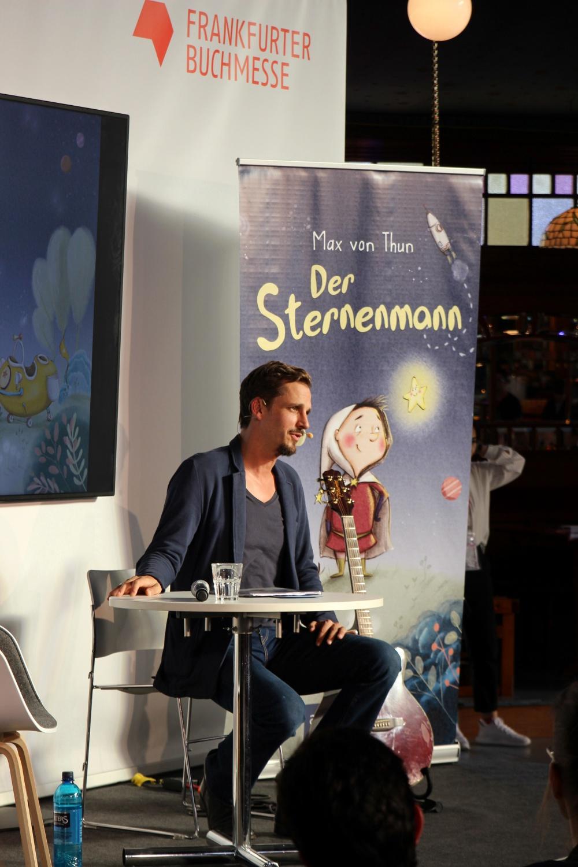Frankfurter Buchmesse 2018 Max von Thun
