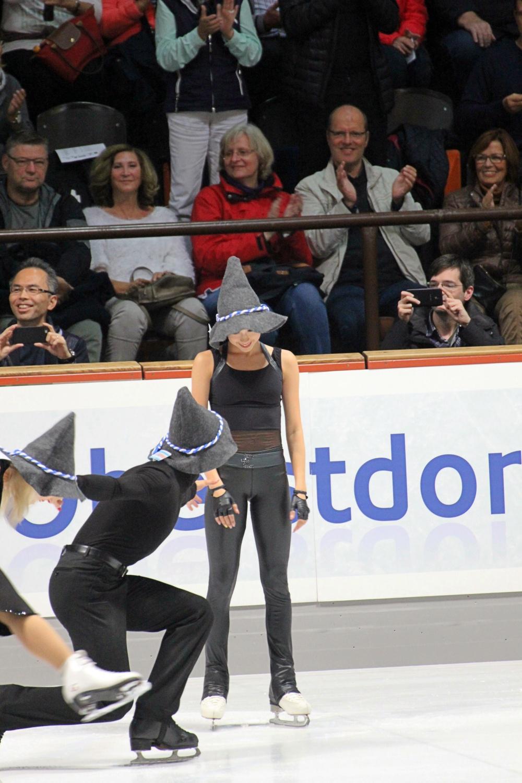 Zagitova finale exhibition Nebelhorn Trophy