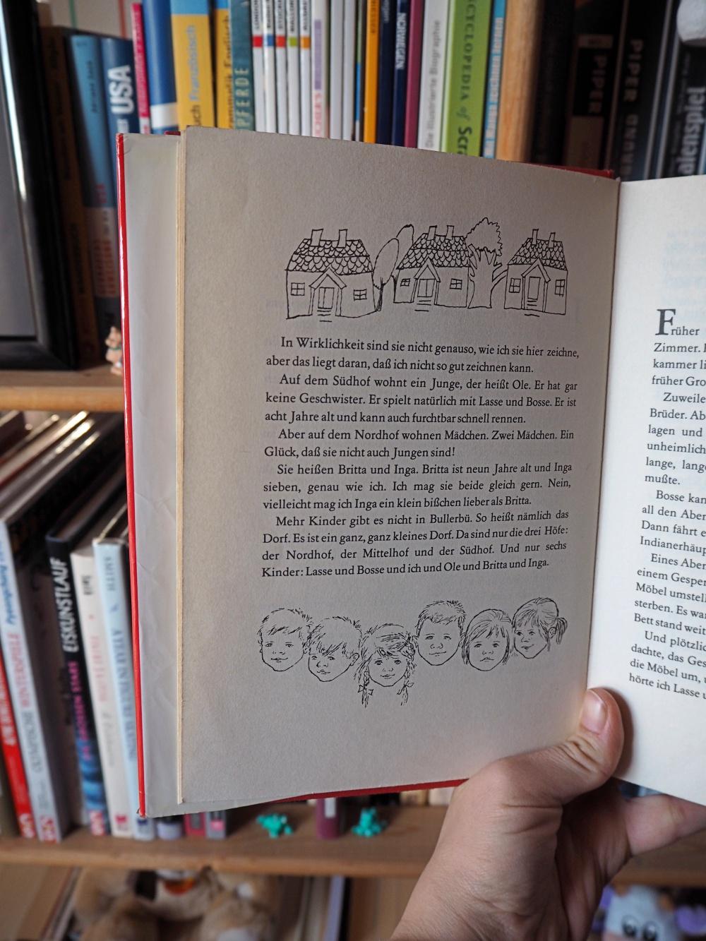 Die Kinder aus Bullerbü von Astrid Lindgren