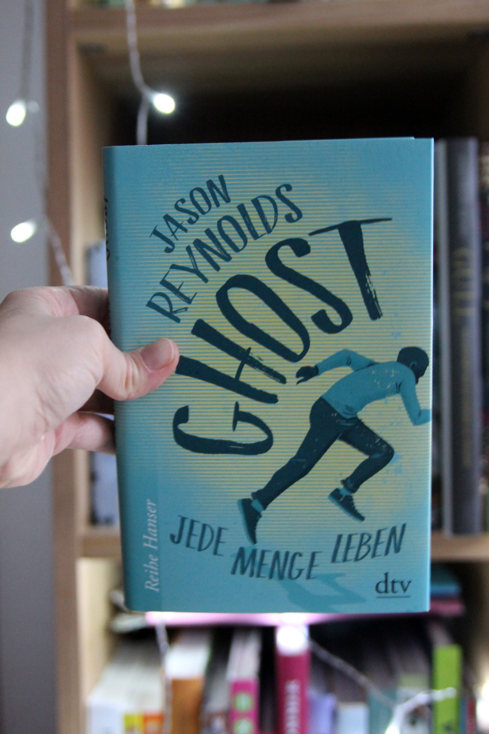 Ghost von Jason Reynolds