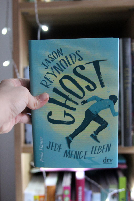 Ghost von Jason Reynolds