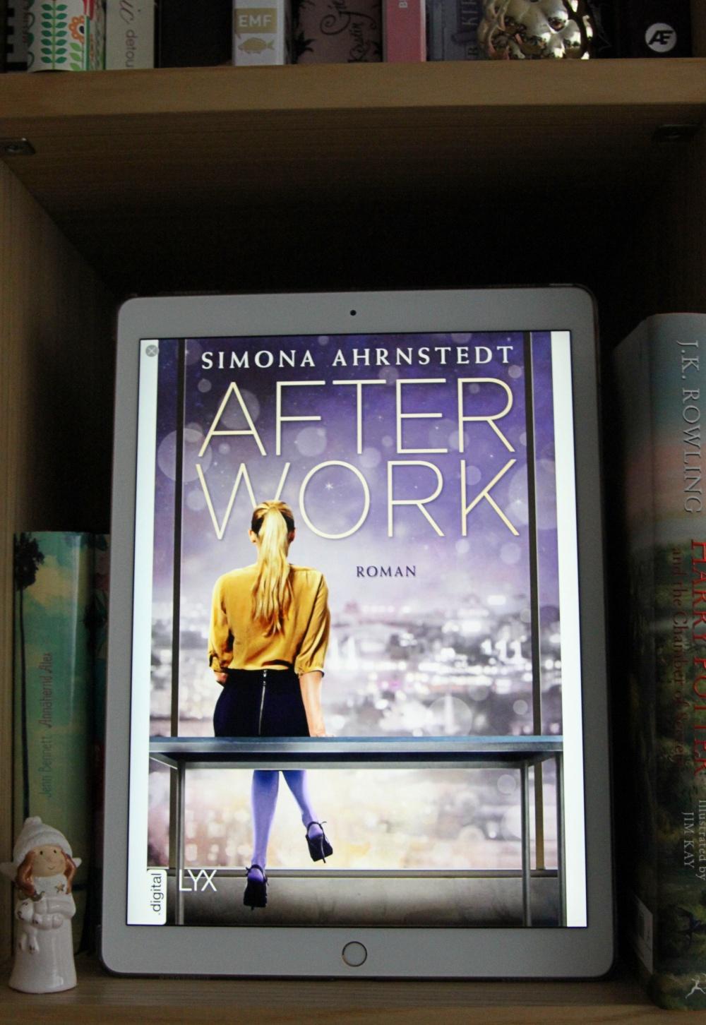 BuchSaiten_Jahresrückblick 2018_Lesejahr 2018_After Work Simona Ahrnstedt