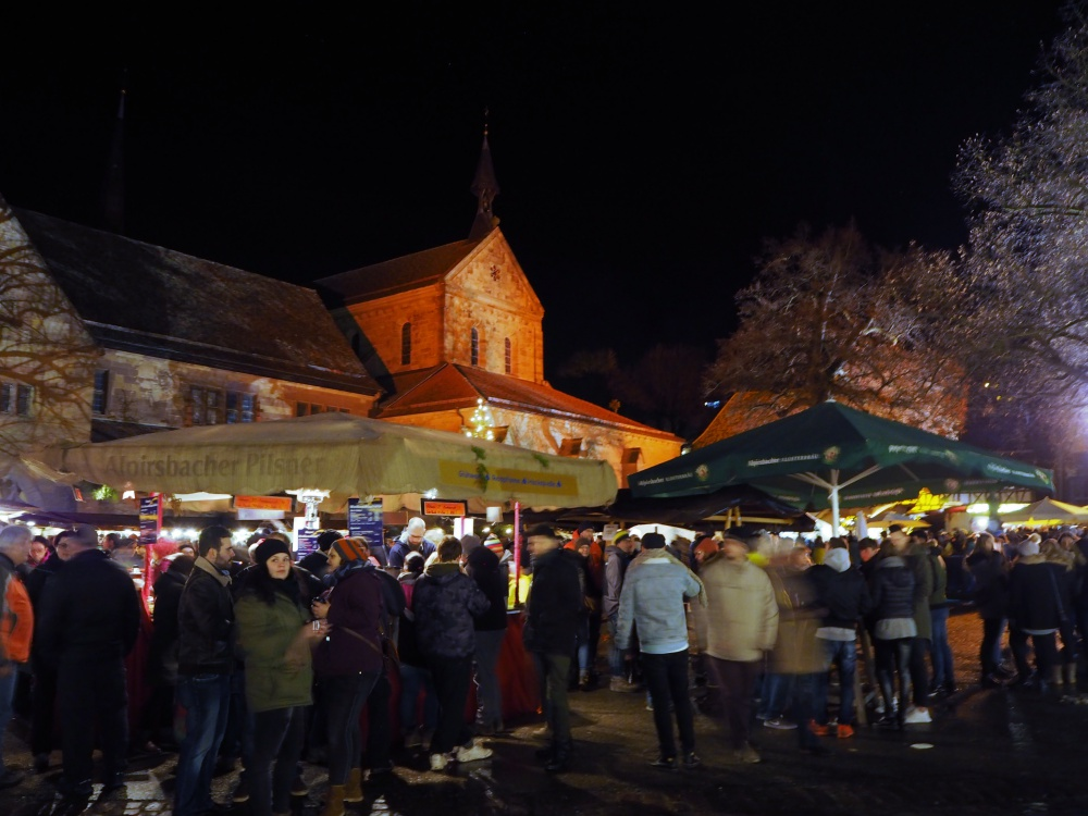 Weihnachtsmarkt Maulbronn