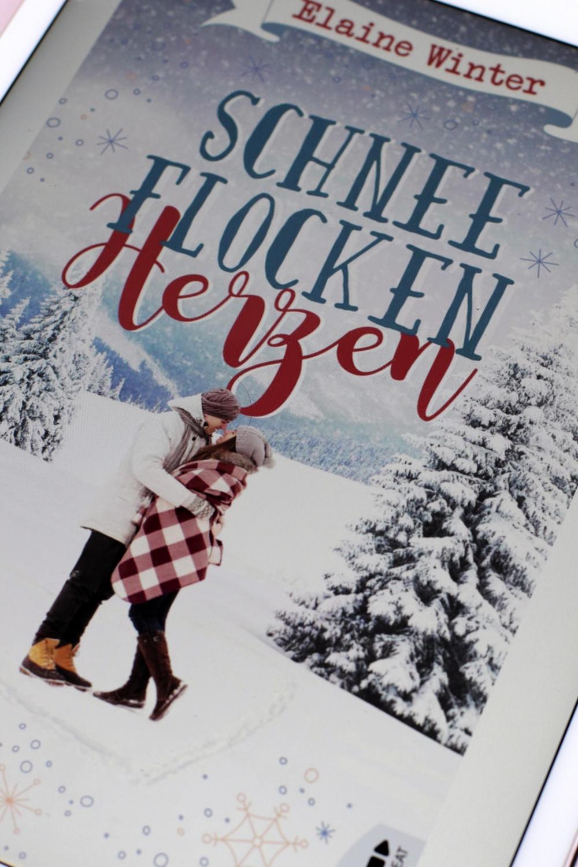 Schneeflockenherzen von Elaine Winter