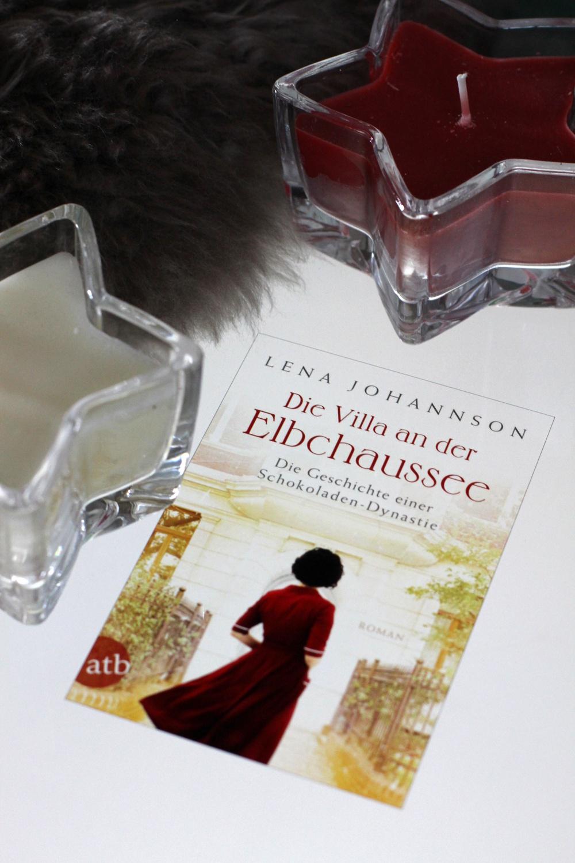 Rezension zu Die Villa an der Elbchaussee von Lena Johannson