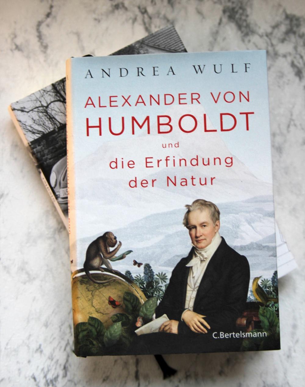 Lese-Vorsätze Alexander von Humboldt
