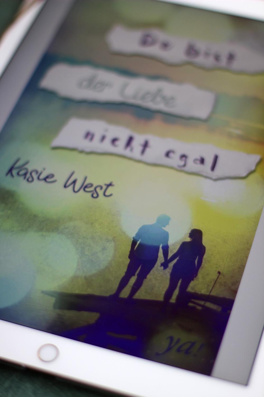 Rezension Du bist der Liebe nicht egal von Kasie West