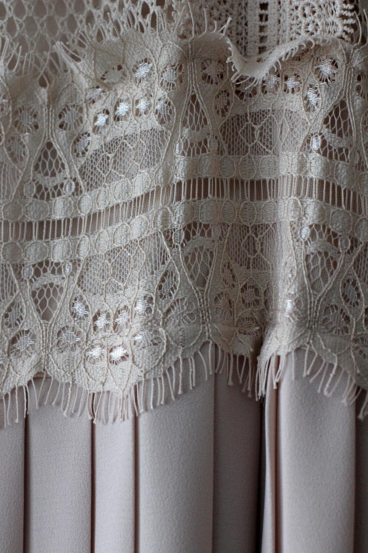 Kleid für Hochzeit Vintage