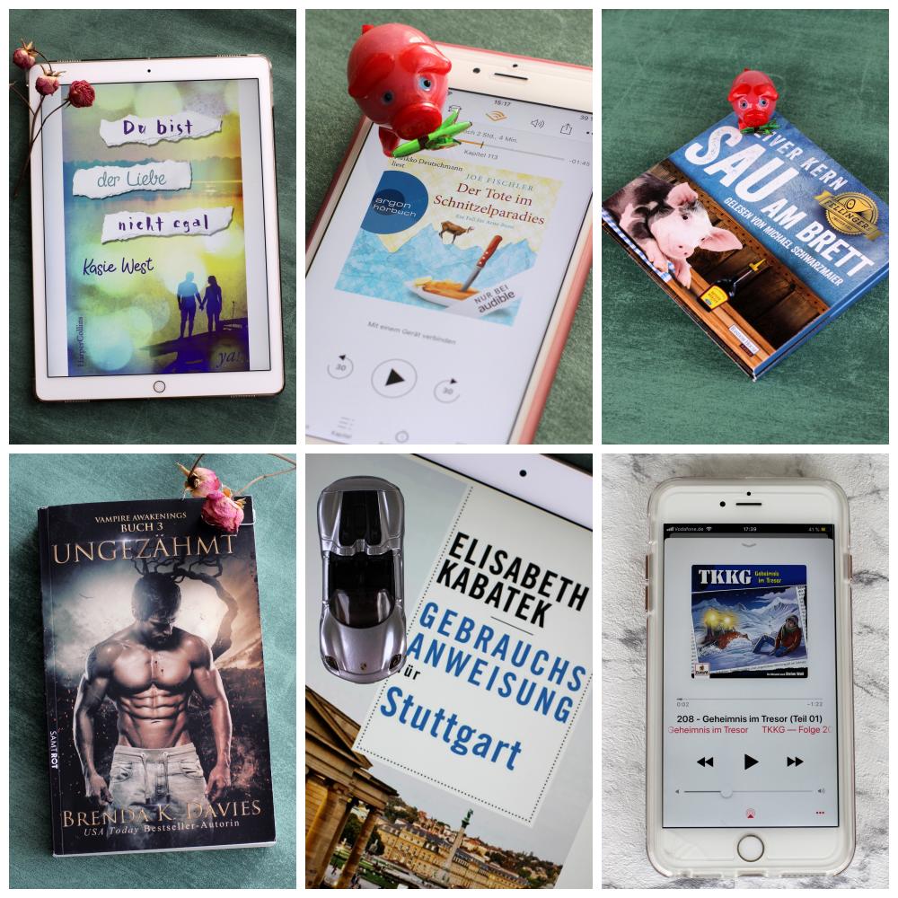 Lesemonat März 2019_gute Bücher