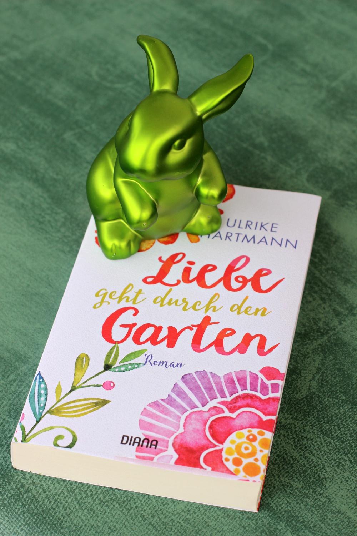 Liebe geht durch den Garten