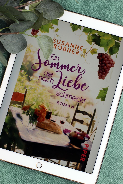 Ein Sommer der nach Liebe schmeckt_Susanne Rössner_Rezension