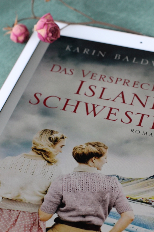 Rezension Das Versprechen der Islandschwestern Karin Baldvinsson