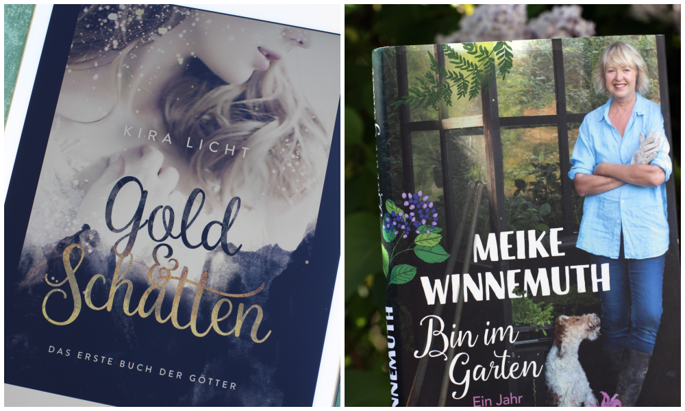 Mein Lesemonat April 2019_Highlights_Licht & Schatten_Bin im Garten