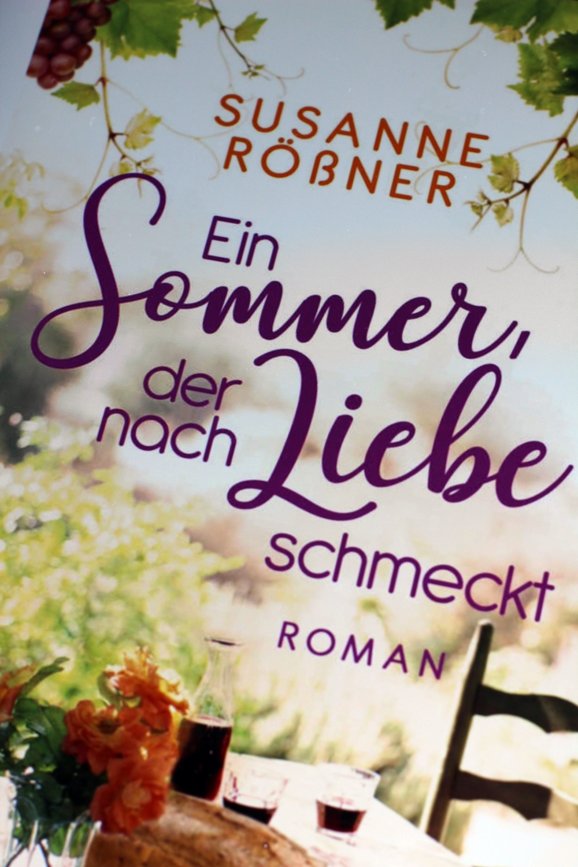 Rezension Ein Sommer der nach Liebe schmeckt_Susanne Rößner