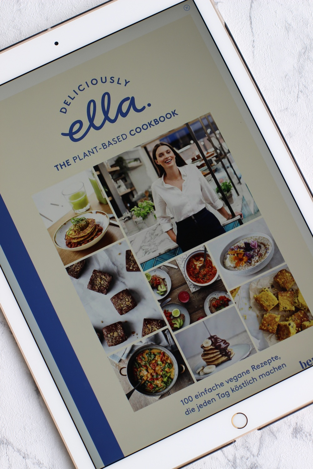 Deliciously Ella The plant-based cook book