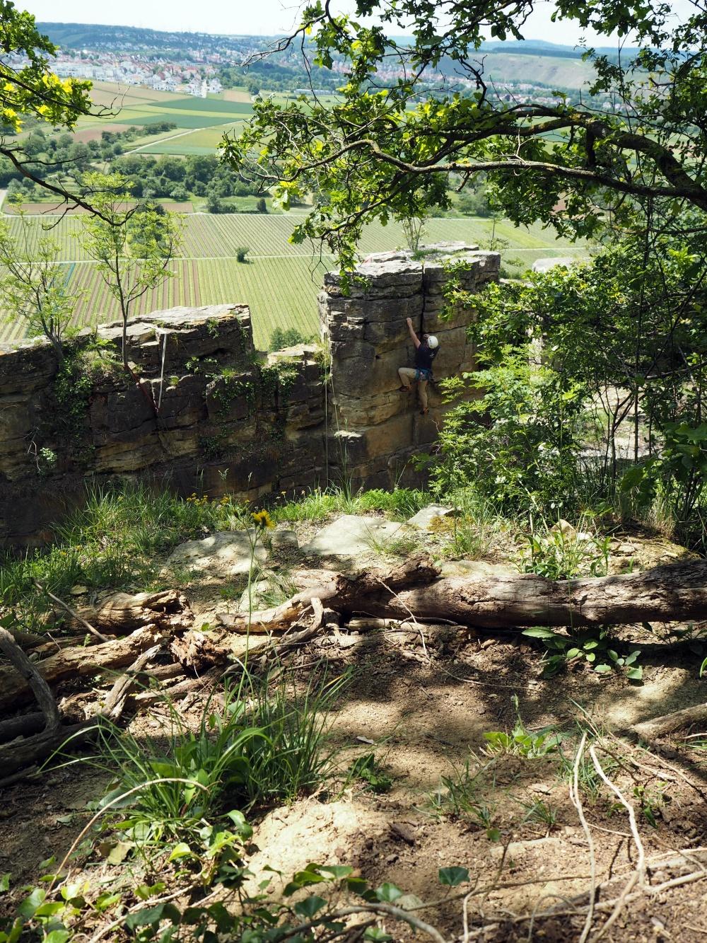Felsengärten Hessigheim