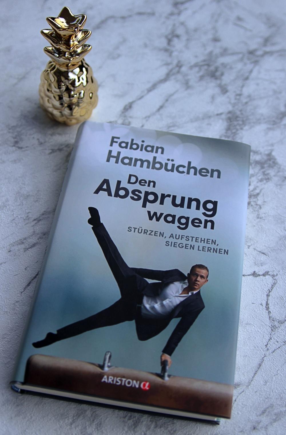 Den Absprung wagen von Fabian Hambüchen