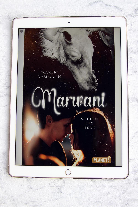 Rezension zu Marwani von Maren Dammann