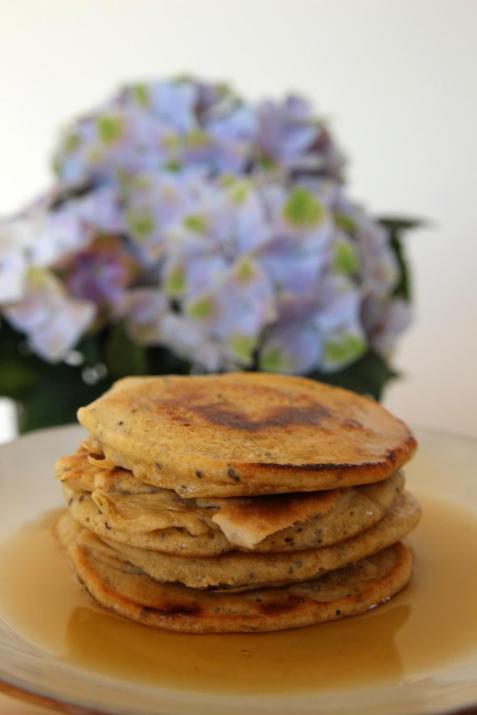 Pancakes mit Chia by Mrs Flury