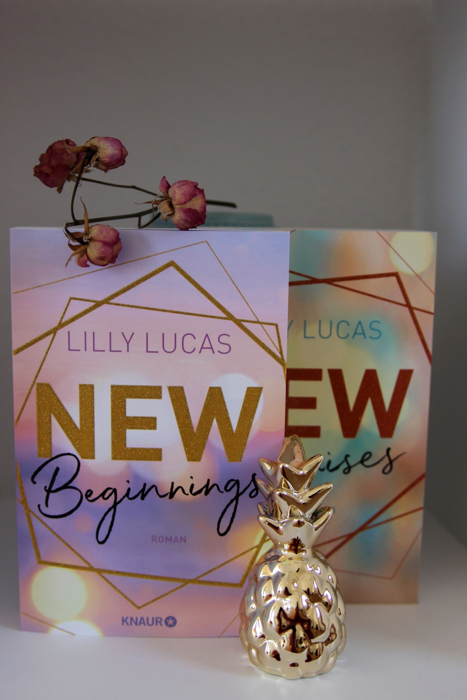 New Beginnings und New Promises von Lilly Lucas