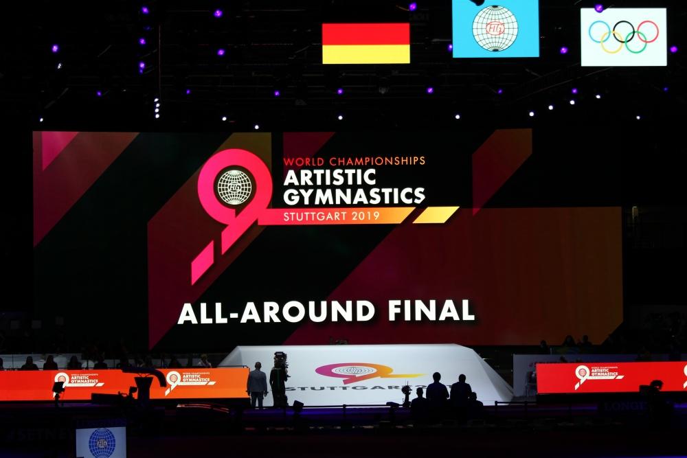 2009 Artistic Gymnastics Worlds