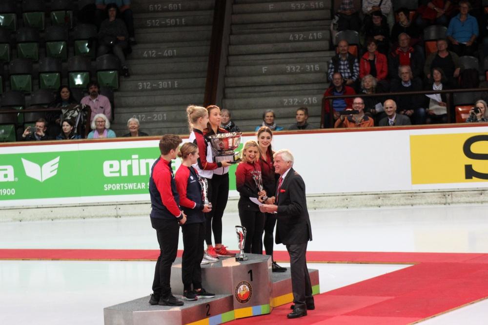 Fritz Geiger Memorial Trophy