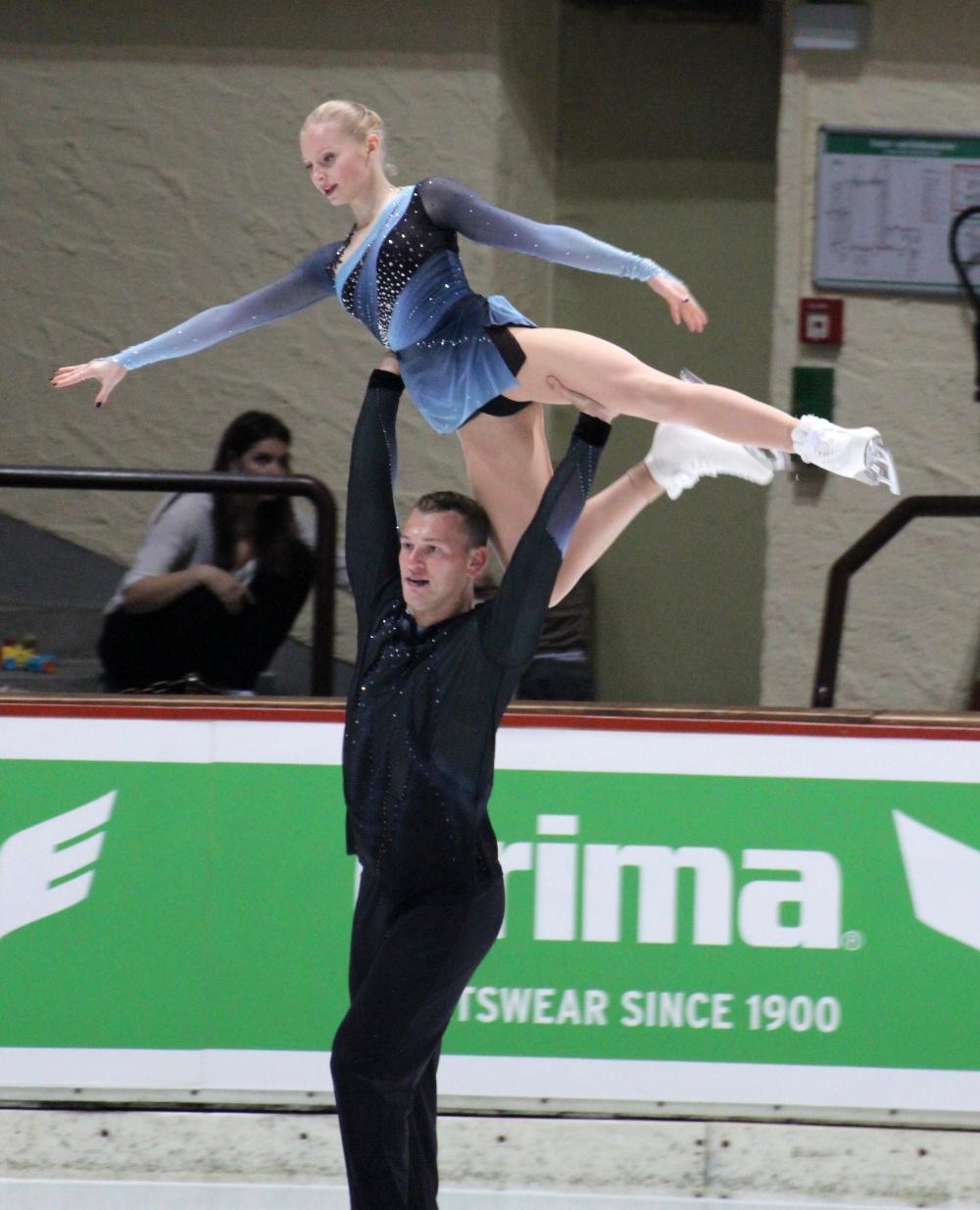 Anna Vernikov & Evgeni Krasnopolski