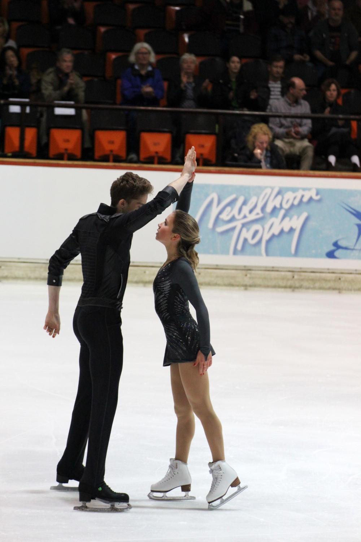 Alisa Efimova & Alexander Korovin