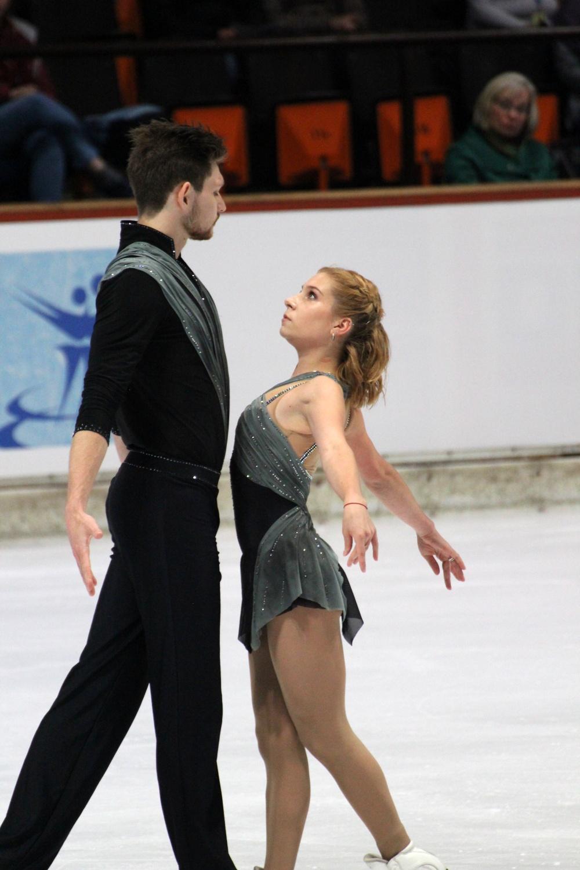 Ekaterina Alexandrovskaya & Harley Windsor