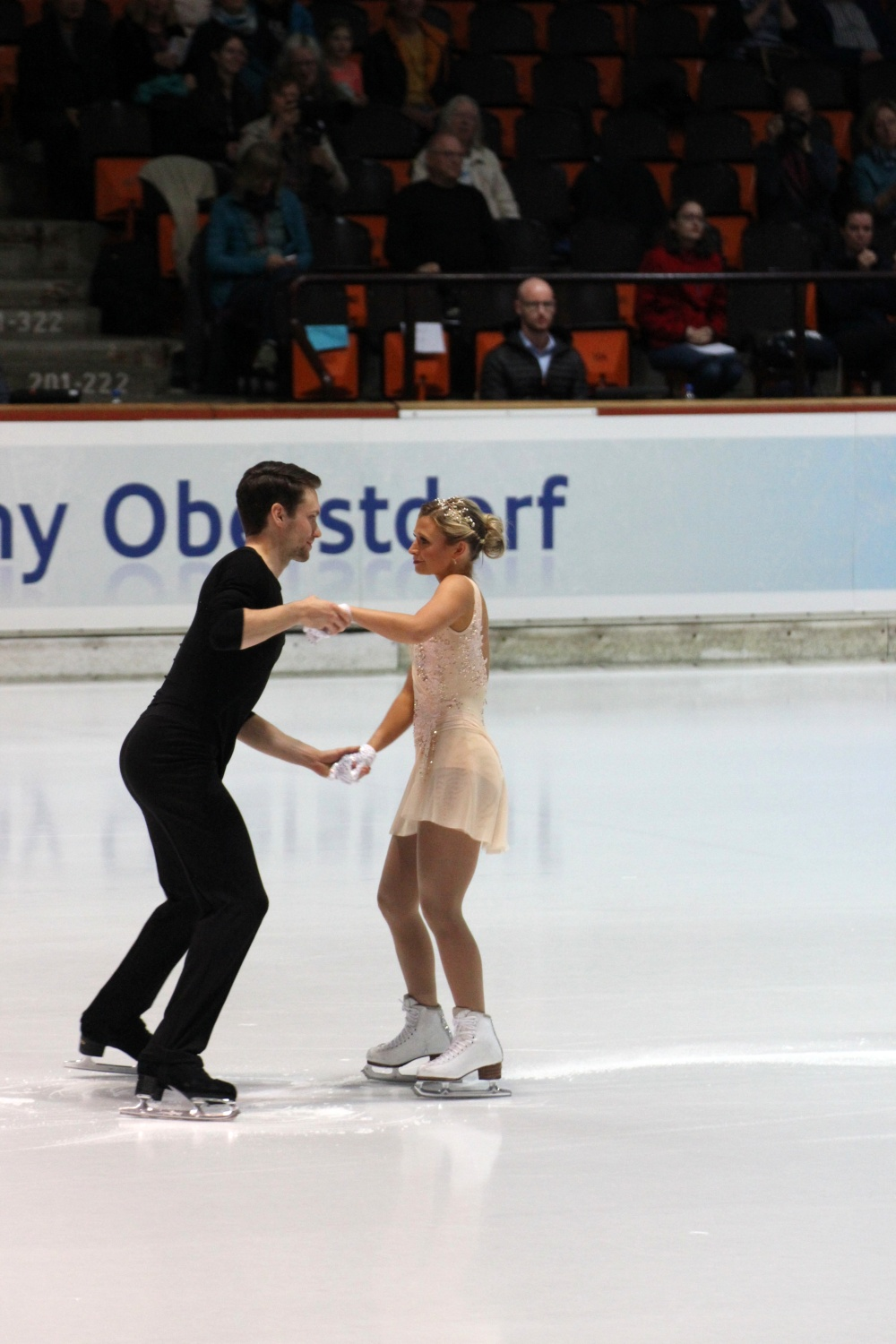 Kirsten Moore-Towers & Michael Marinaro