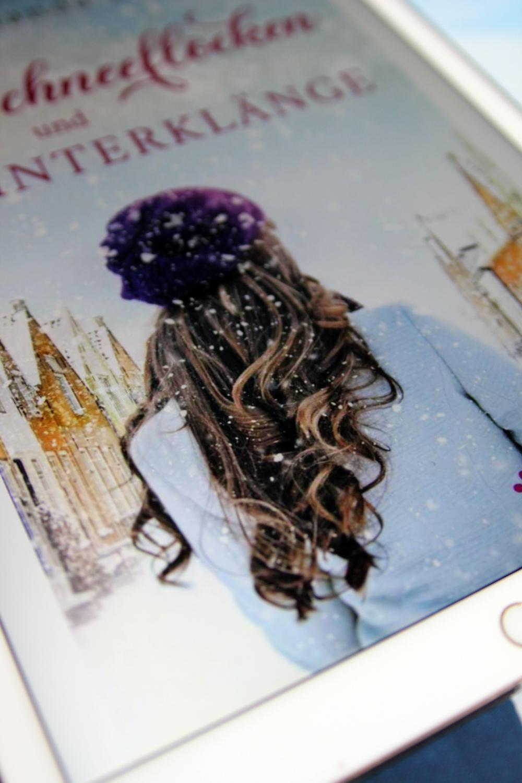 Schneeflocken und Winterklänge von Amanda Kissel