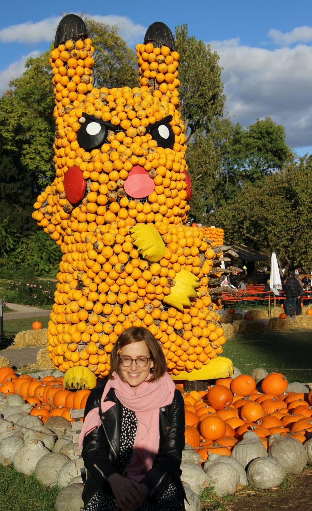 Pikachu und ich