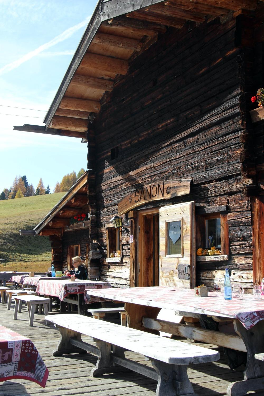 Sanon Hütte