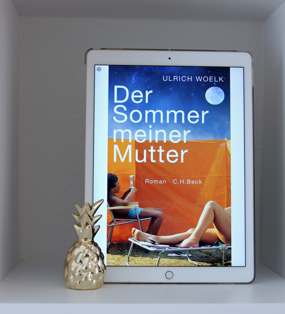 Mein Lesemonat Oktober 2019 Highlight Der Sommer meiner Mutter Ulrich Woelk