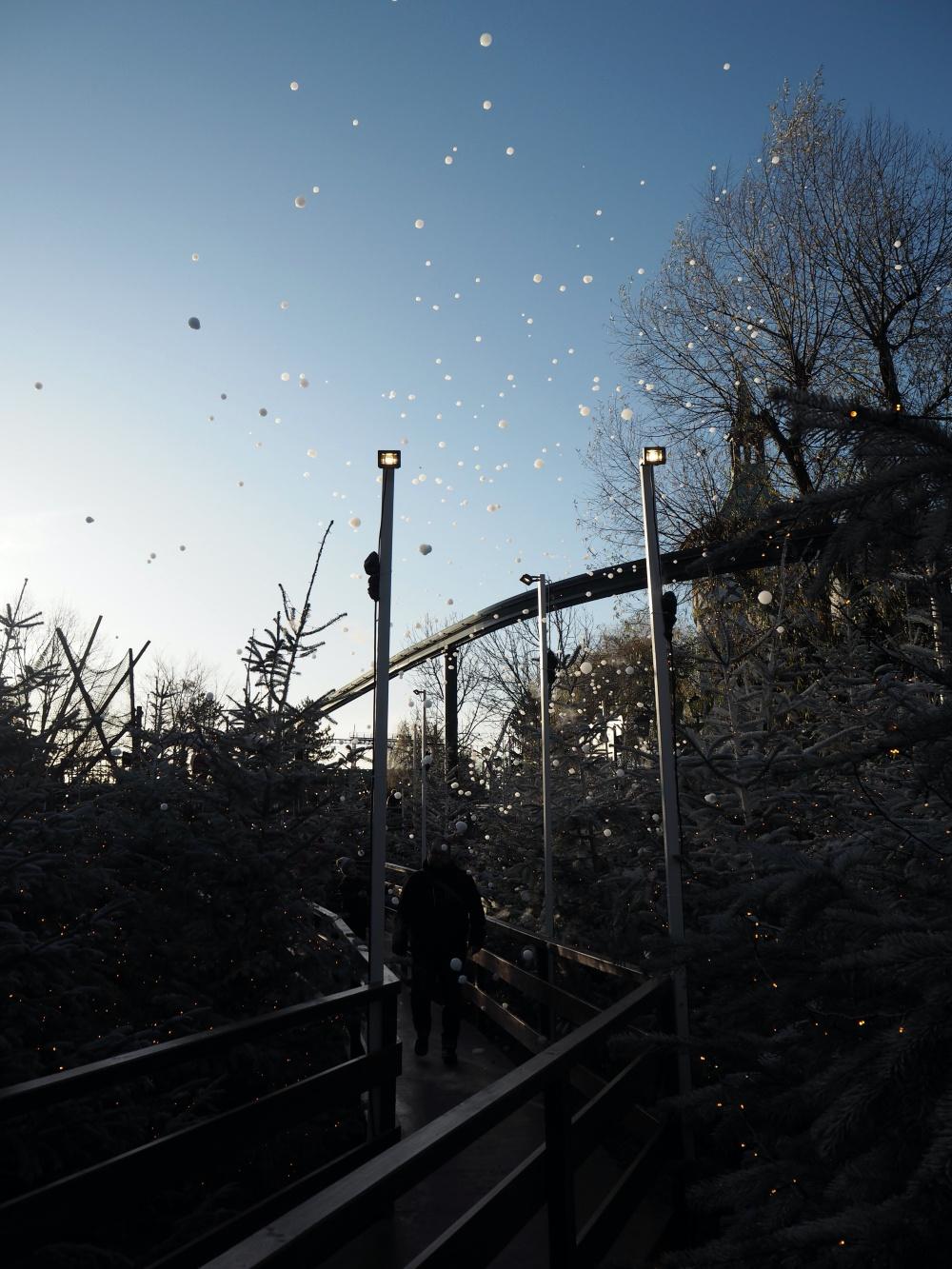 Winterzauber im Europa-Park
