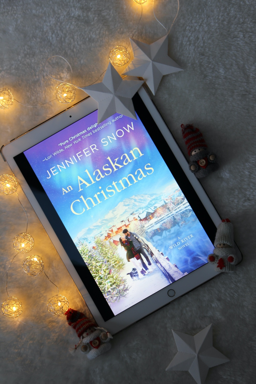 An Alaskan Christmas von Jennifer Snow